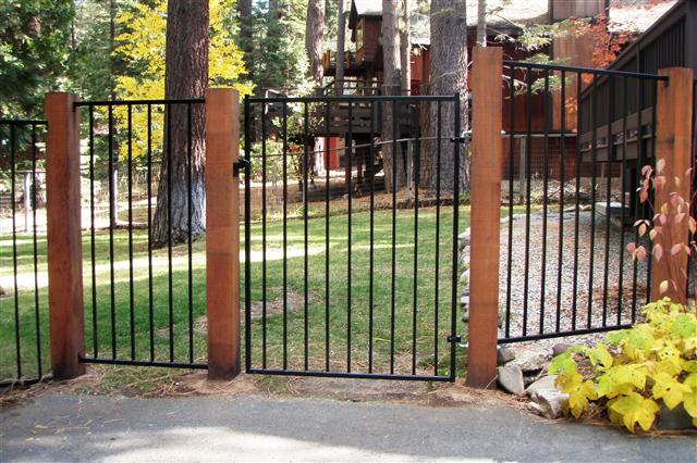 Landscaping Photo Gallery Fence